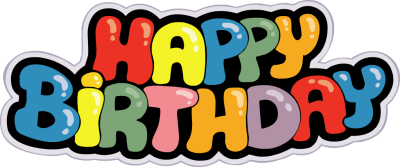 Download Happy Birthday PNG HD 263.