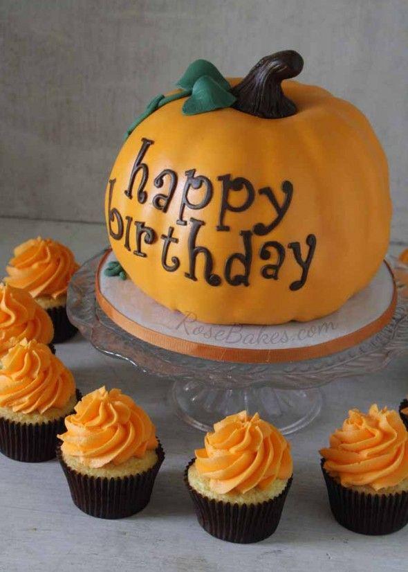 25+ best ideas about Happy Birthday Pumpkin on Pinterest.