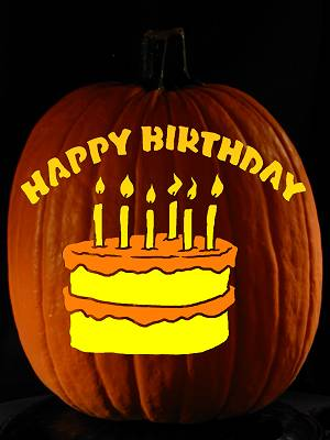 Happy halloween birthday images graphics cards download.
