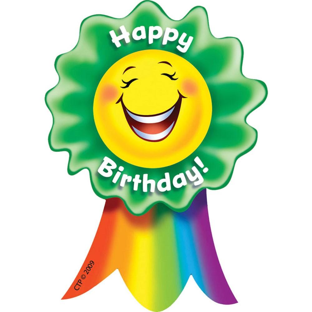 Happy Birthday! Smiling Ribbon Rewards.