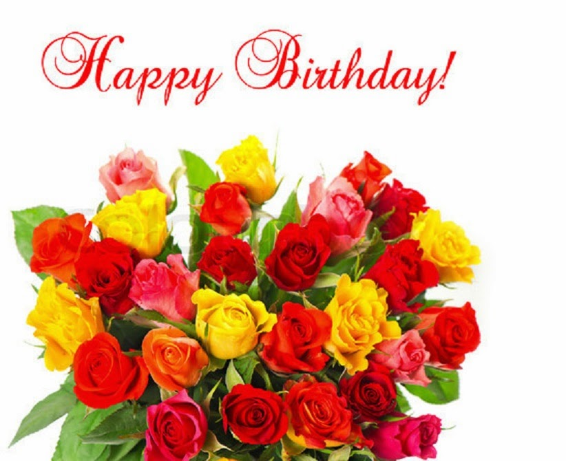 286 best images about Happy Birthday Flowers on Pinterest.