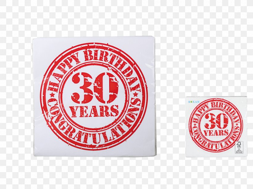 Vector Graphics Birthday Rubber Stamp Illustration Clip Art.