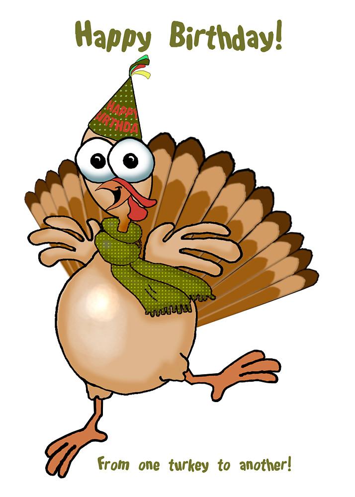 Happy Birthday Turkey!