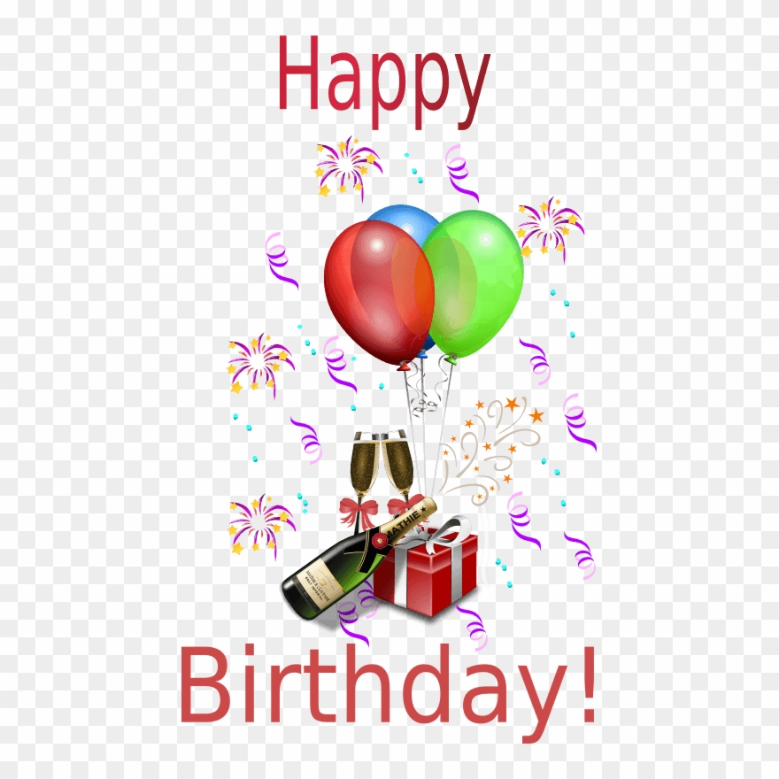 Happy Birthday Daughter In Law Clipart.