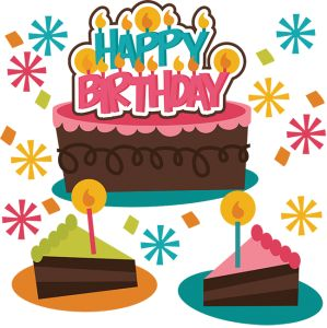 1459 best images about birthday clipart on Pinterest.