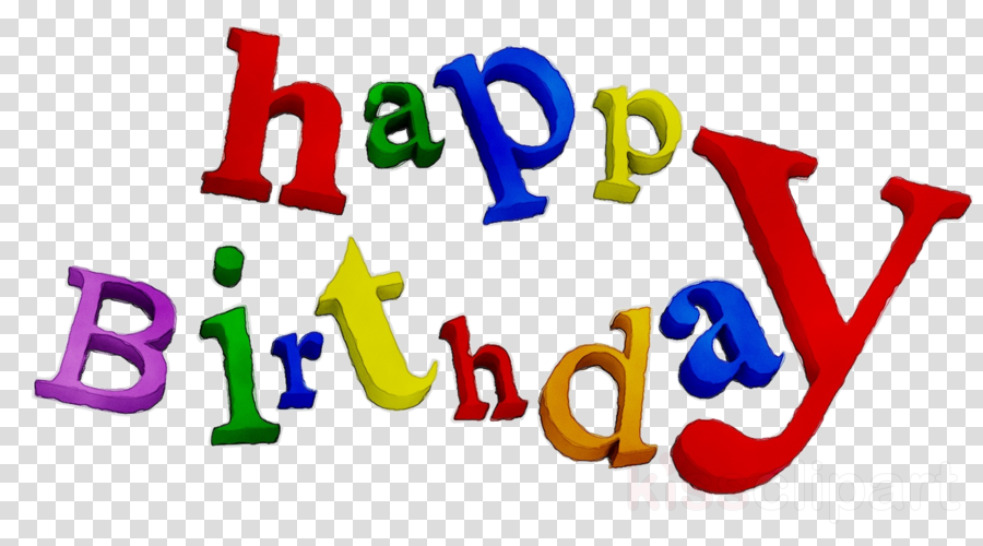 Happy Birthday Background clipart.