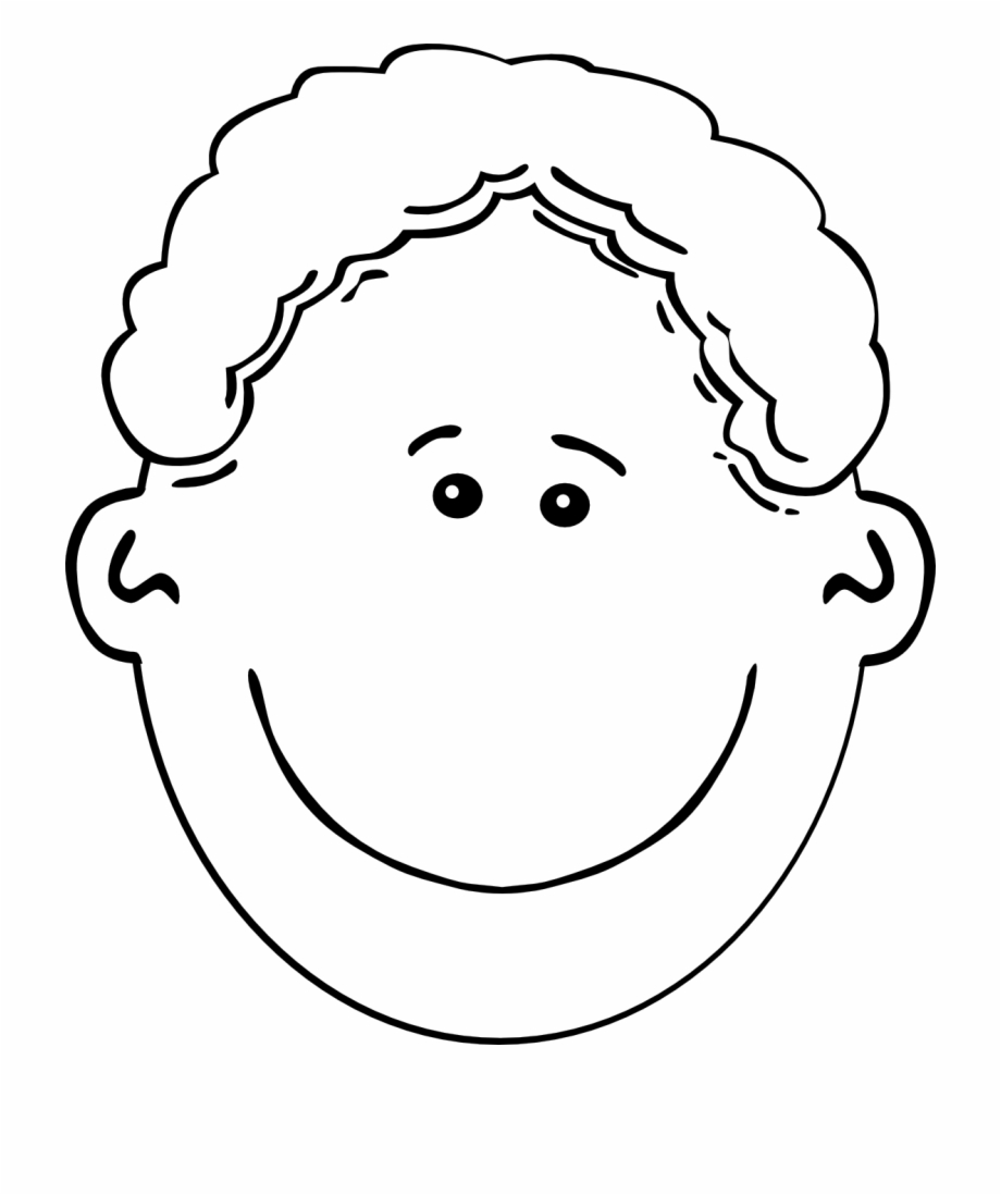 Free Happy Clipart Black And White, Download Free Clip Art.