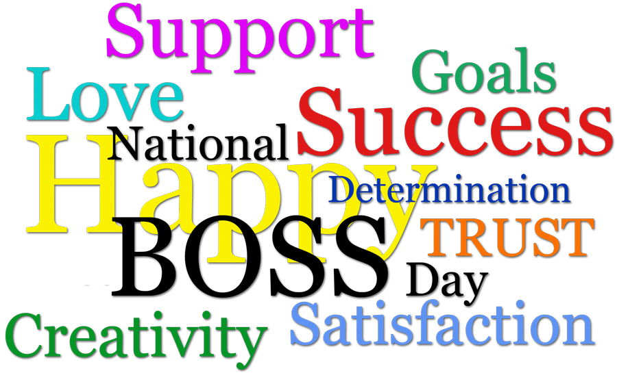 Happy Boss Day Images.