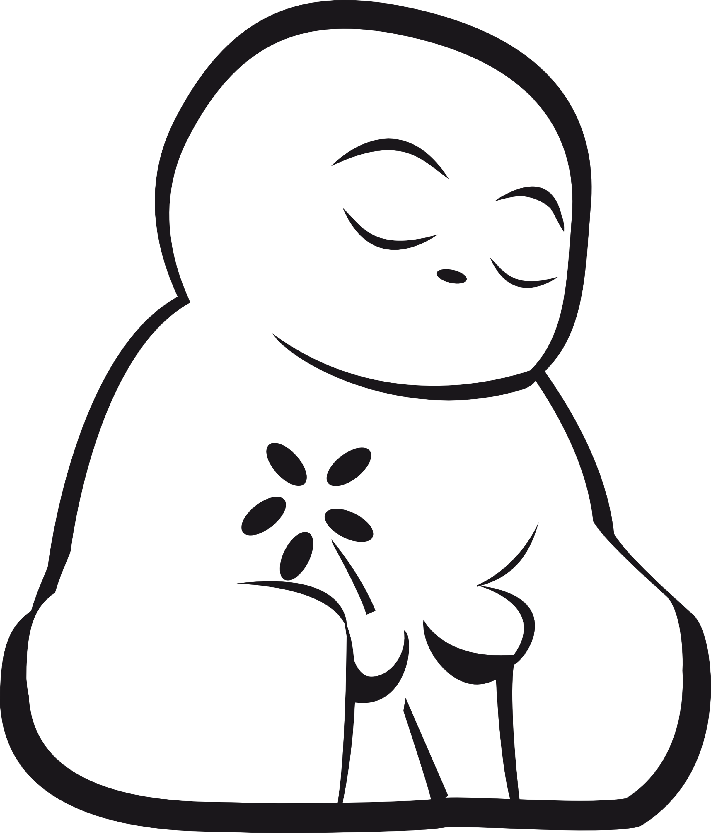 Buddha clipart for home.