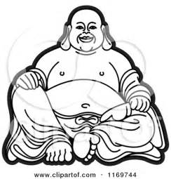 Similiar Black And White Cartoon Buddha Keywords.
