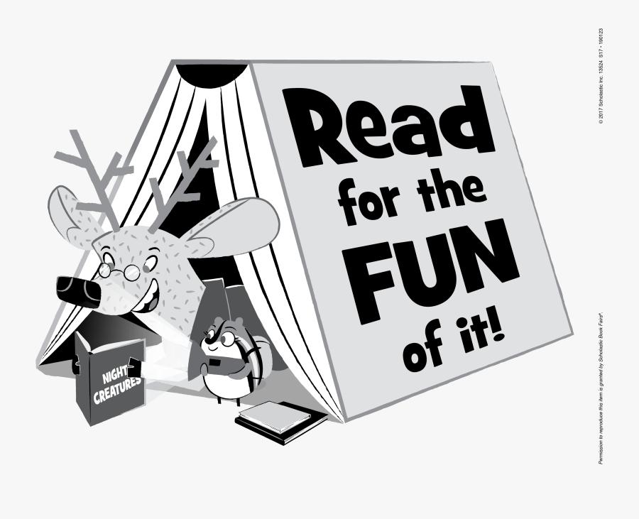 Happy Camper Book Fair , Free Transparent Clipart.