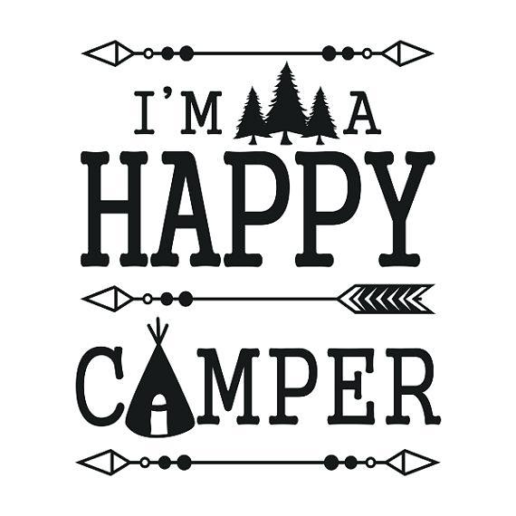 1338 Camper free clipart.