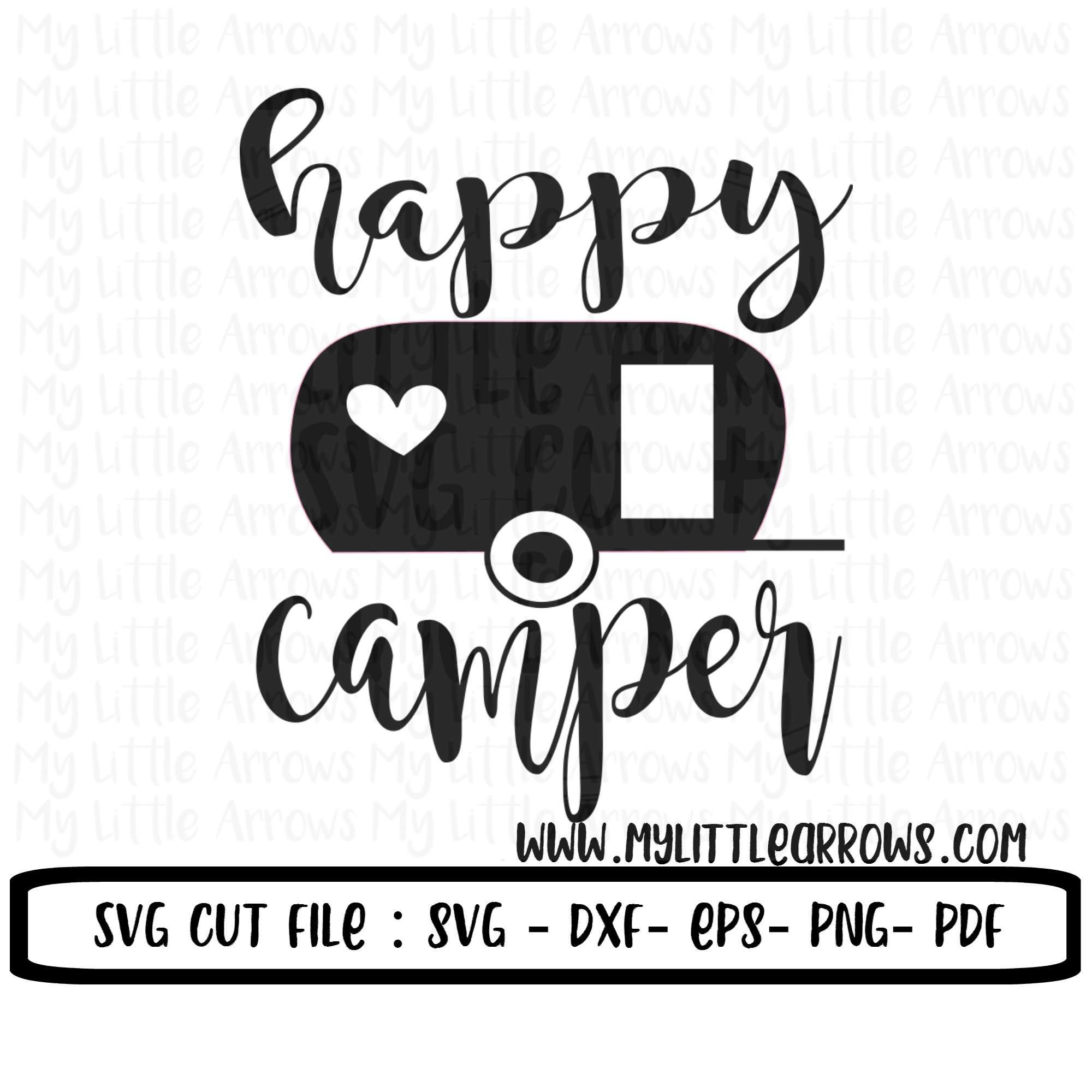 Happy Camper PNG HD Transparent Happy Camper HD.PNG Images..