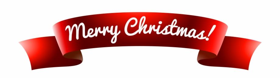 Merry Christmas Banner Clipart Banner Merry Christmas.