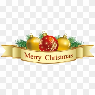 Free Merry Christmas Clipart Png Transparent Images.