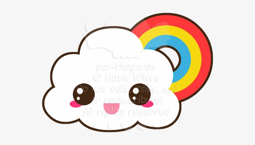 Clouds Clipart Smile.