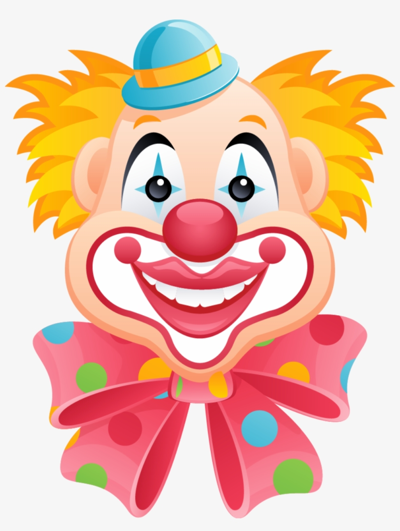 Clown Clipart Smile.