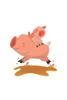 Free pig clip art from mycutegraphics.com.
