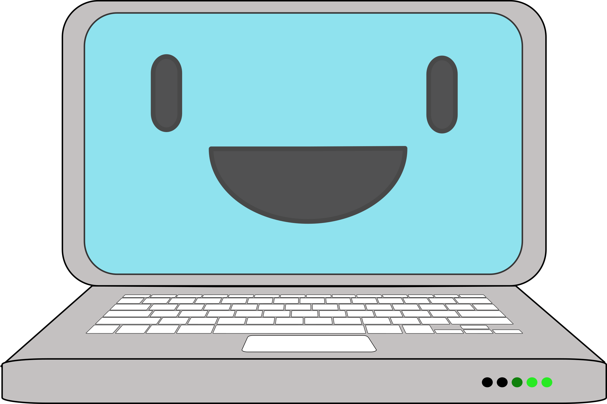 Free Smile Computer Cliparts, Download Free Clip Art, Free.