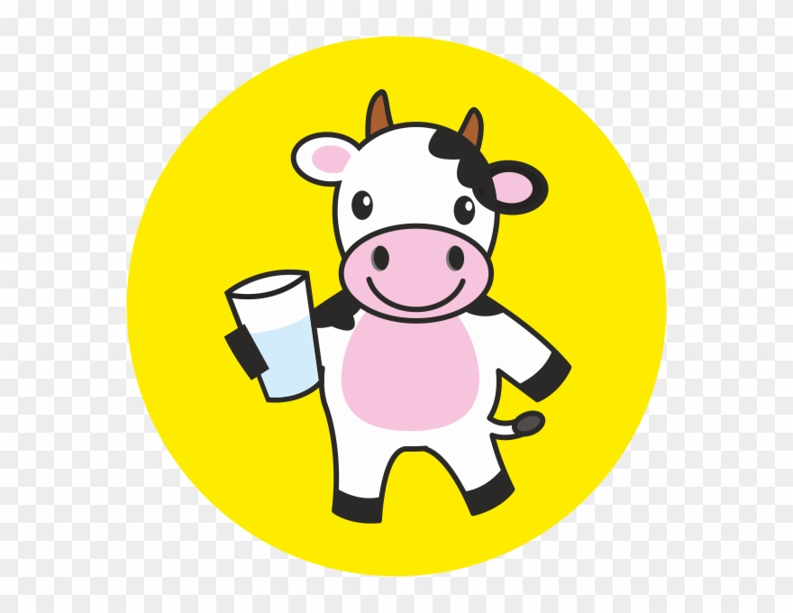 Happy Cows Clipart (#2762956).