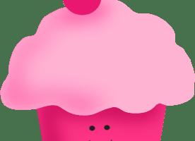 Happy cupcake clipart 1 » Clipart Portal.