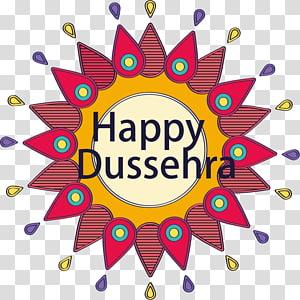 Dussehra transparent background PNG cliparts free download.