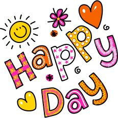 Happy Day Clipart (91+ images in Collection) Page 2.