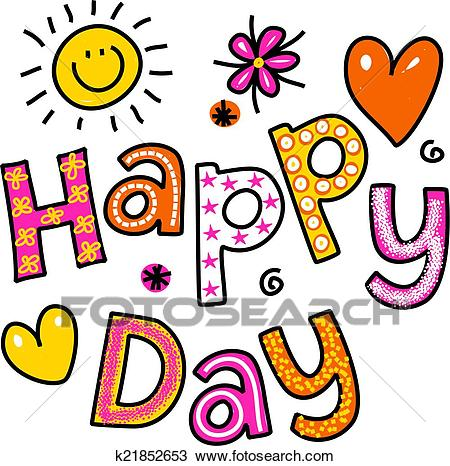 Happy day clipart 5 » Clipart Station.