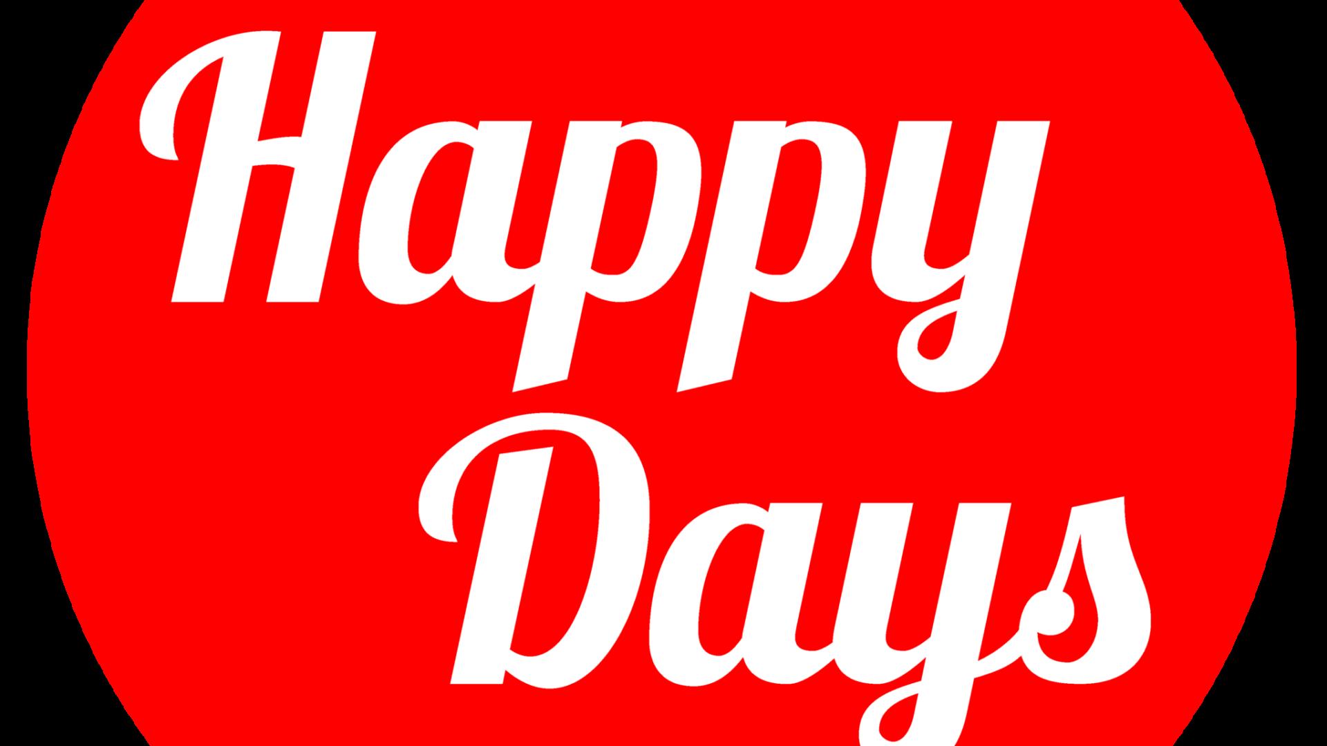 Happy Days.