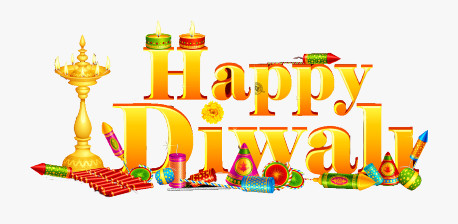 Happy Diwali Png.