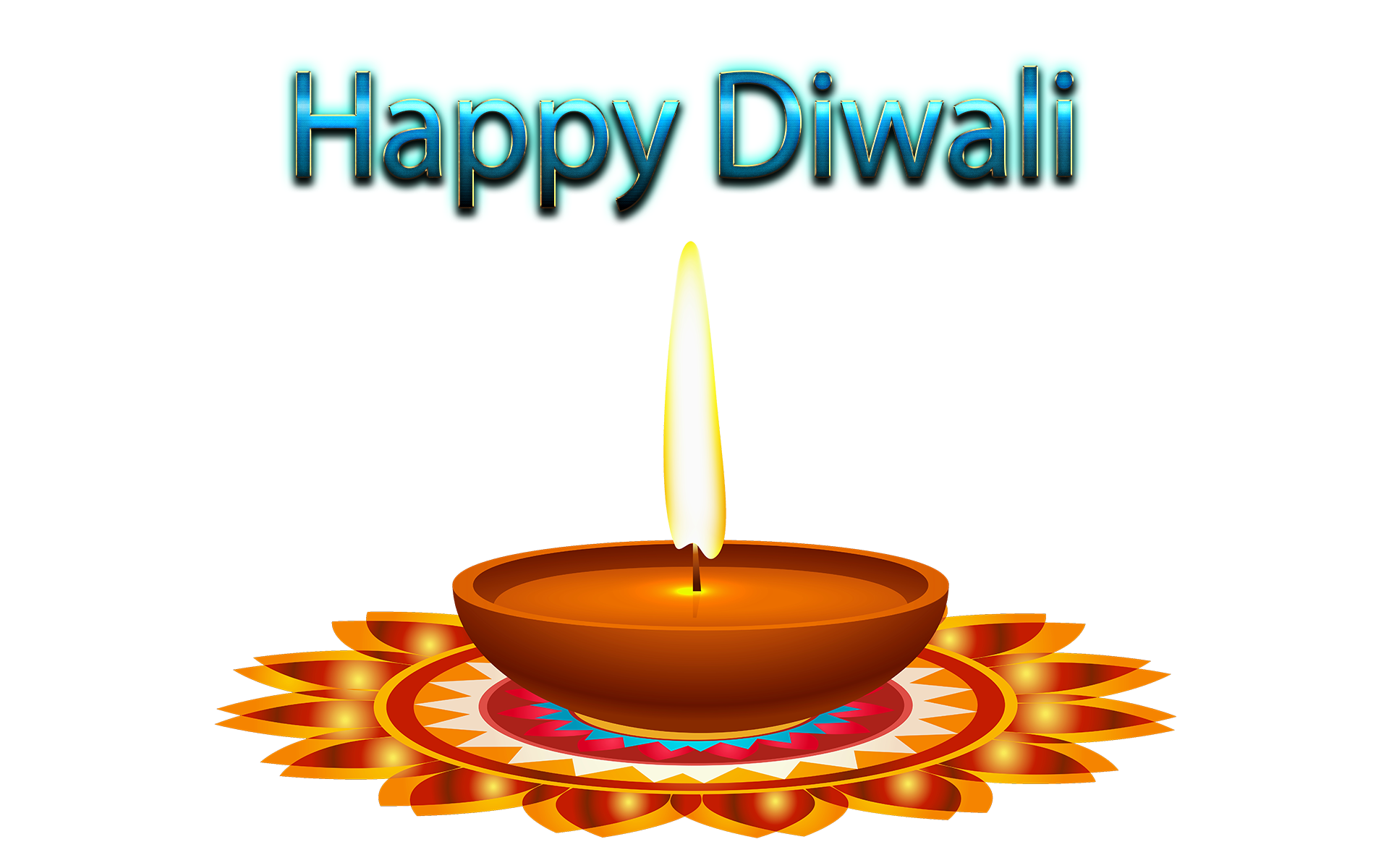 Happy Diwali Png (+).