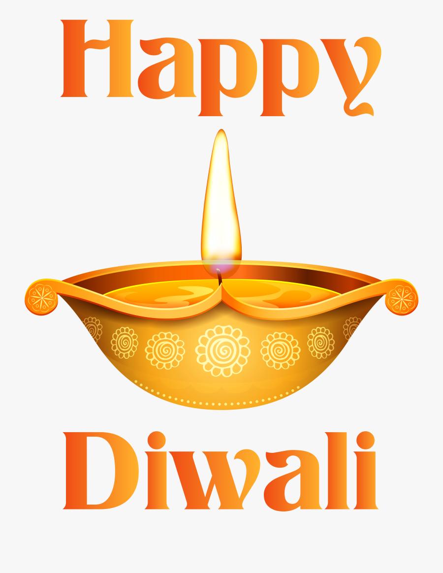 Happy Diwali Png Clipart.