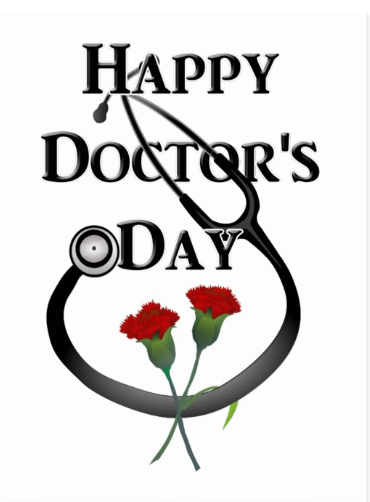 Top 10 Doctors day wishes 2019.