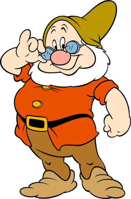 Doc Dwarf Clipart.