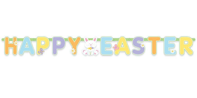 Free^ Easter Banner Ideas, Designs, Clipart Images Printable.