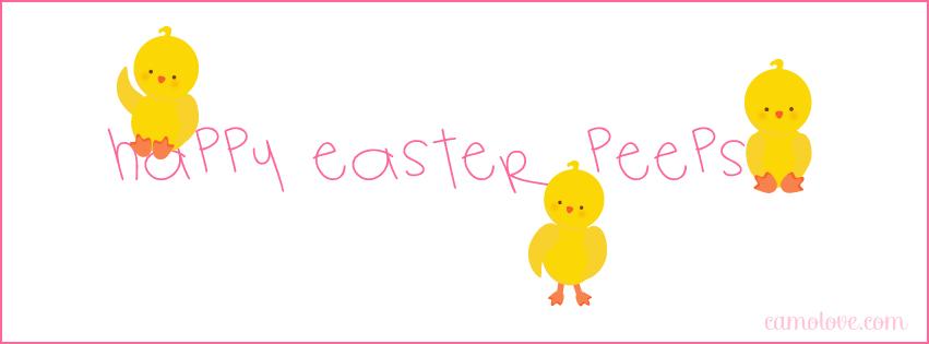 Easter Banner Clipart.