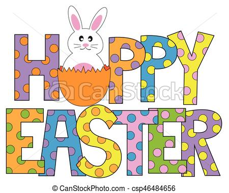 Happy Easter Bunny.