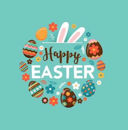 114,036 Happy Easter Stock Illustrations, Cliparts And Royalty Free.