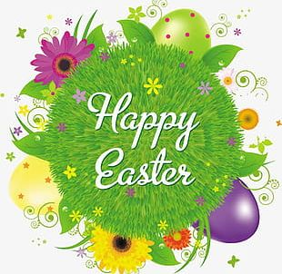 Happy Easter PNG Images, Happy Easter Clipart Free Download.