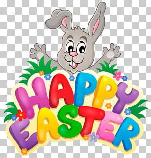 2,278 happy Easter PNG cliparts for free download.
