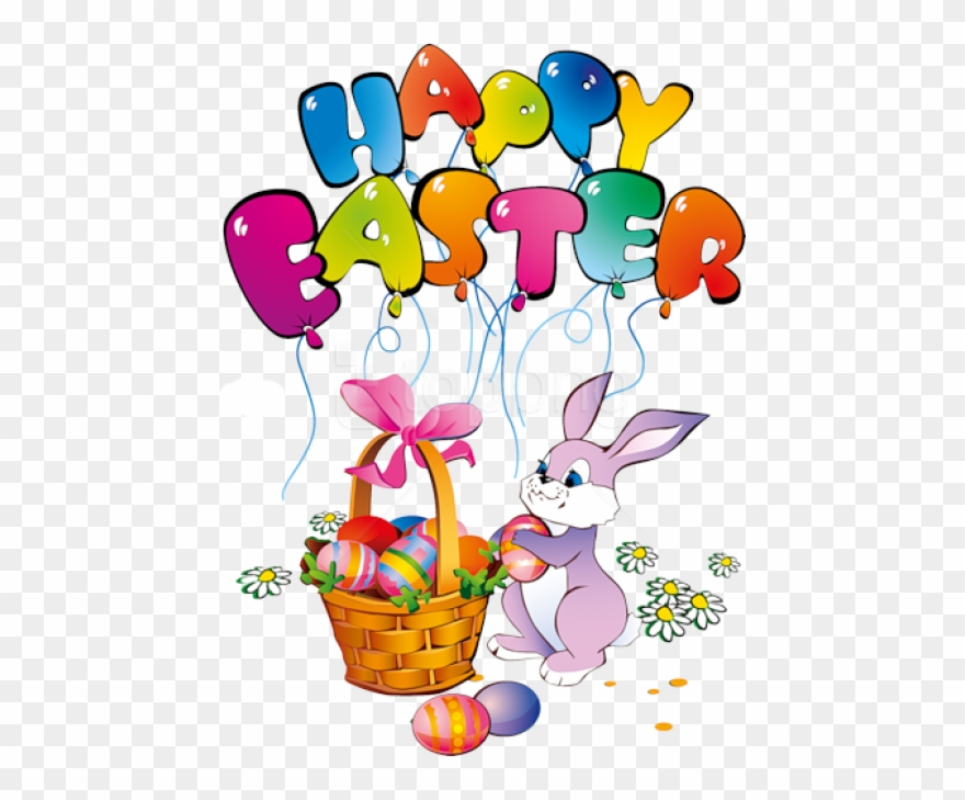 Free Png Download Happy Easter Bunny Transparent Png.