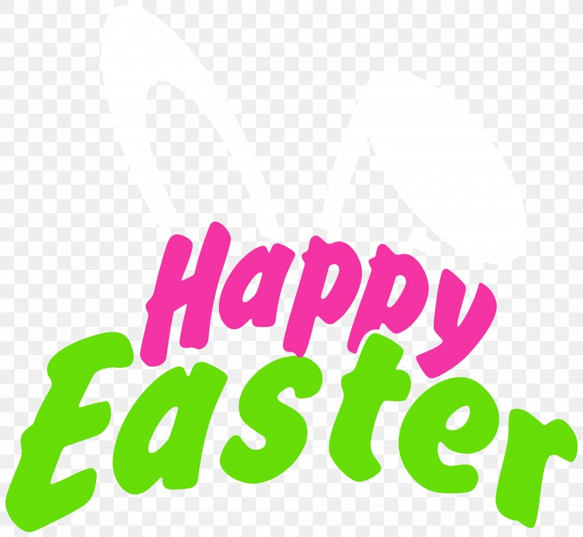 Easter Bunny Easter Egg Clip Art, PNG, 8000x7378px, Easter.