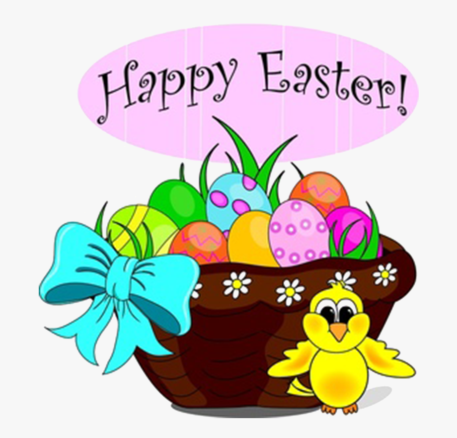 Easter Transparent Clipart.