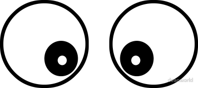Download Free png Happy Eyes Clipart For Kids Png Googly Eyes.
