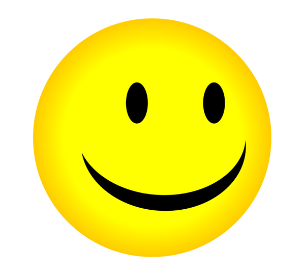 Smiley Face Clipart No Background.