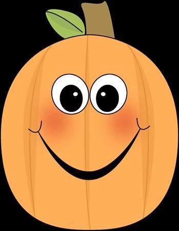 Pumpkin Happy Face Clipart#2197316.