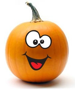 Funny Pumpkin Faces.