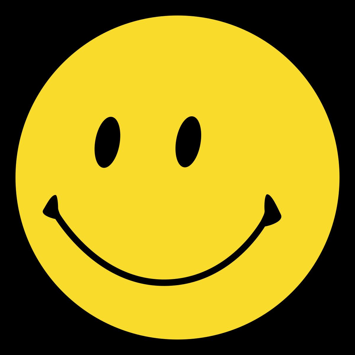 Smiley.