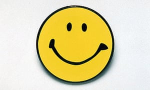 The history of the smiley face symbol.