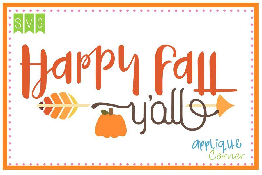 Download happy fall yall clipart Clip art.
